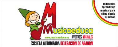 ¡¡¡El duende Musizón llega a Zaragoza de la mano de Grupo Acamúsica!!!