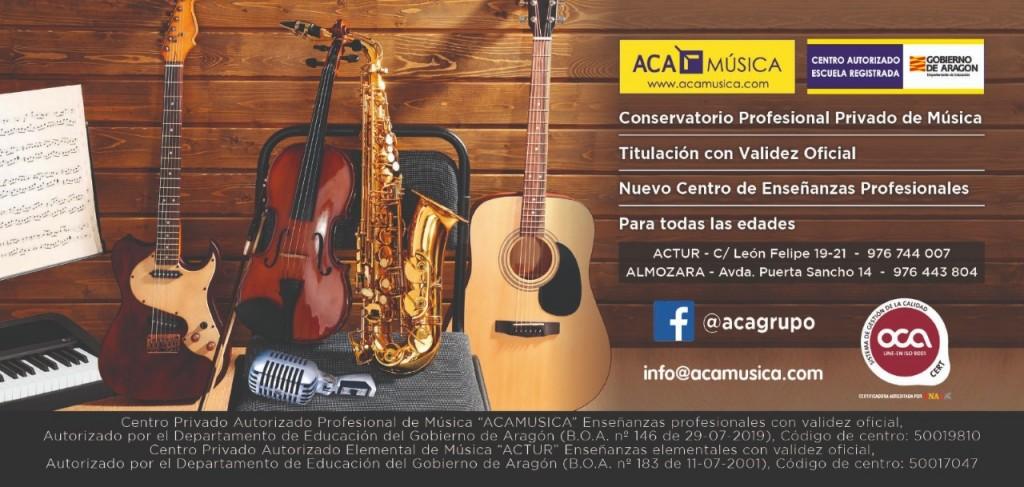 Conservatorio Privado de Música en Zaragoza