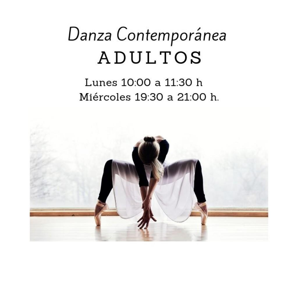 Danza Contemporánea para adultos