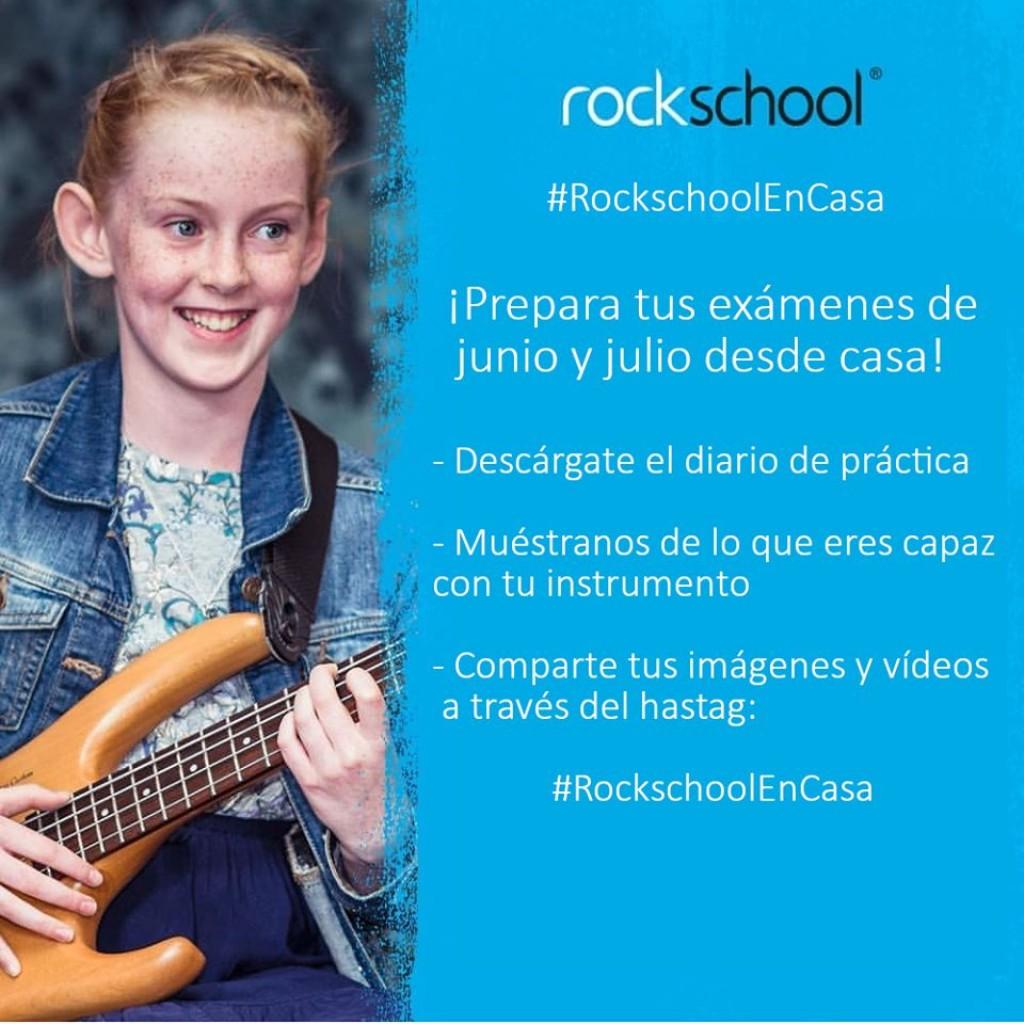 Rockschool en Zaragoza
